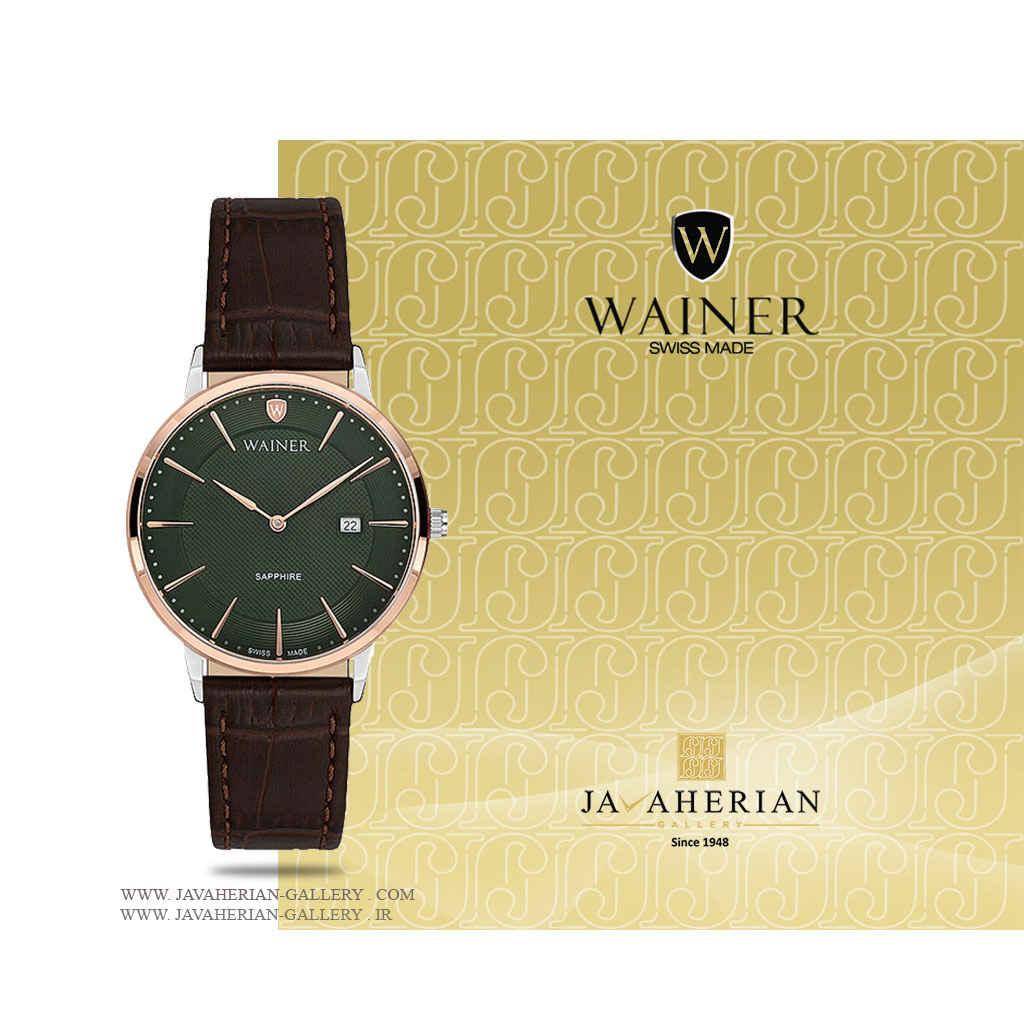 ساعت مچی زنانه واینر WA.11433-C
